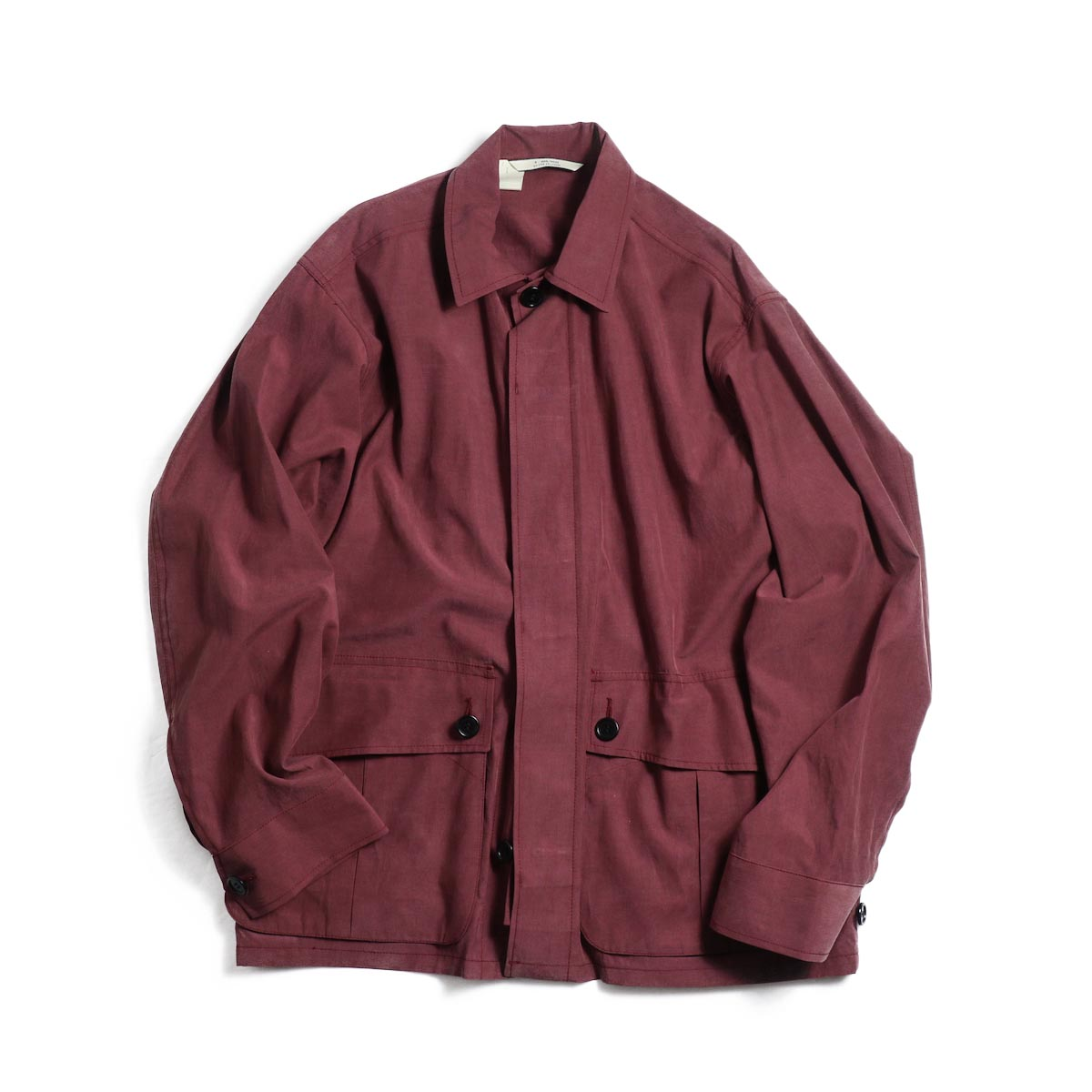N.HOOLYWOOD / 191-BL09 Hunting Coverall Jacket -Burgundy