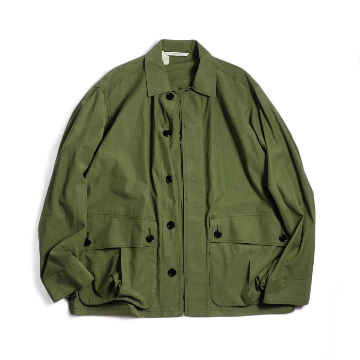 N.HOOLYWOOD / 191-BL09 Hunting Coverall Jacket -Khaki
