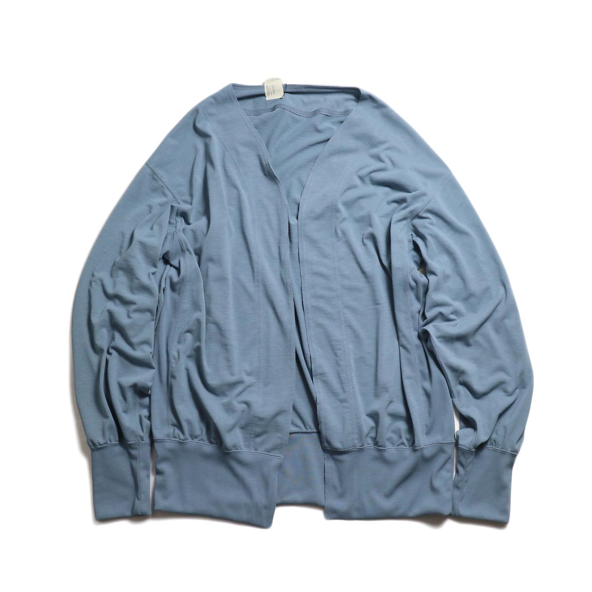 N.HOOLYWOOD / 191-CS10-044-pieces Cardigan (Blue)