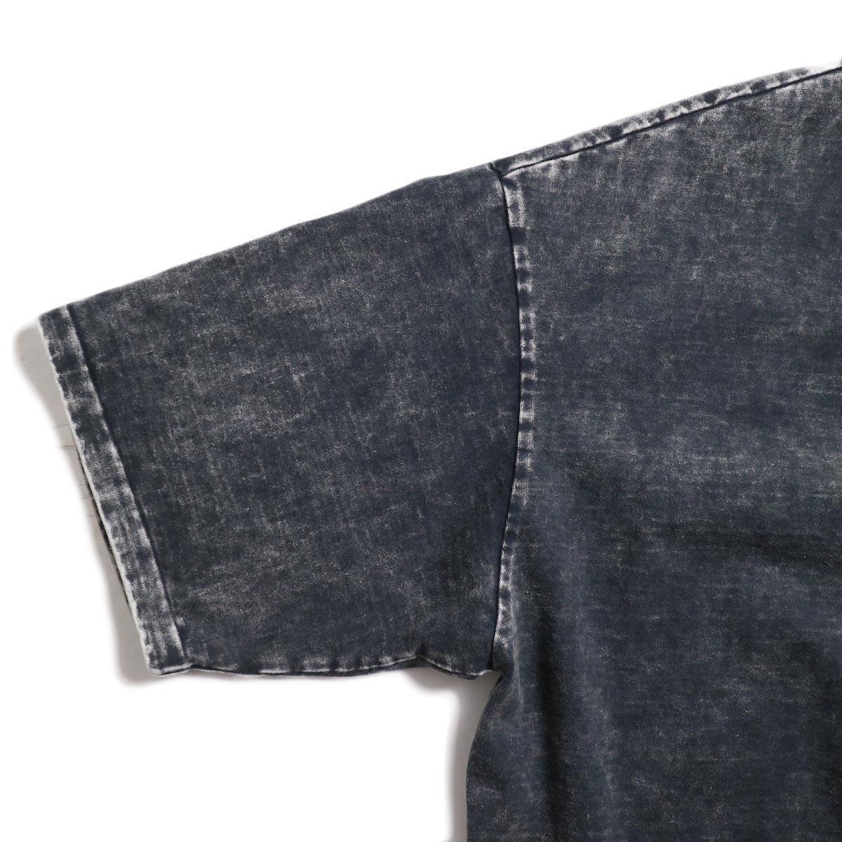 N.HOOLYWOOD × Gramicci  / 191-CS27-024 Short Sleeve Tee -Black 袖