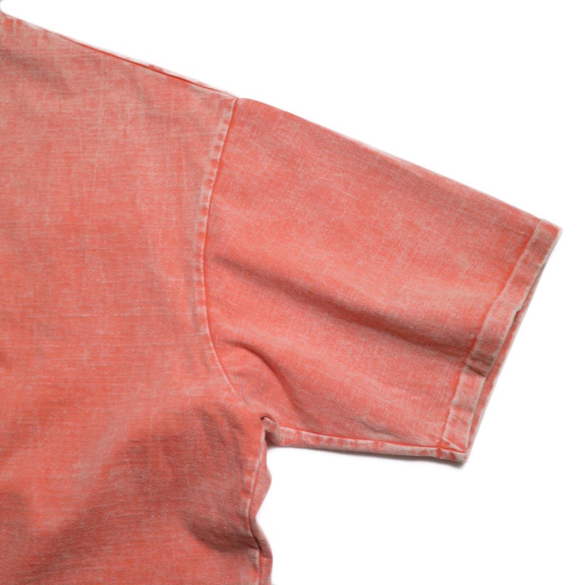 N.HOOLYWOOD × Gramicci  / 191-CS27-024 Short Sleeve Tee -Pink 袖