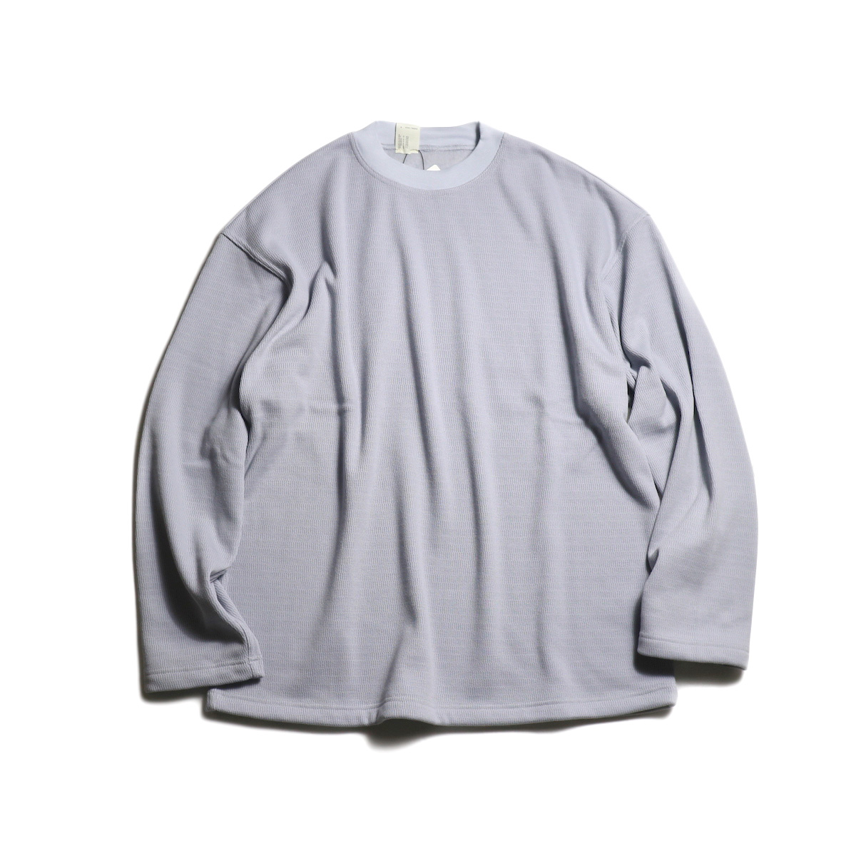 N.HOOLYWOOD / 192-CS14-033 Thermal L/S Tee (Gray)