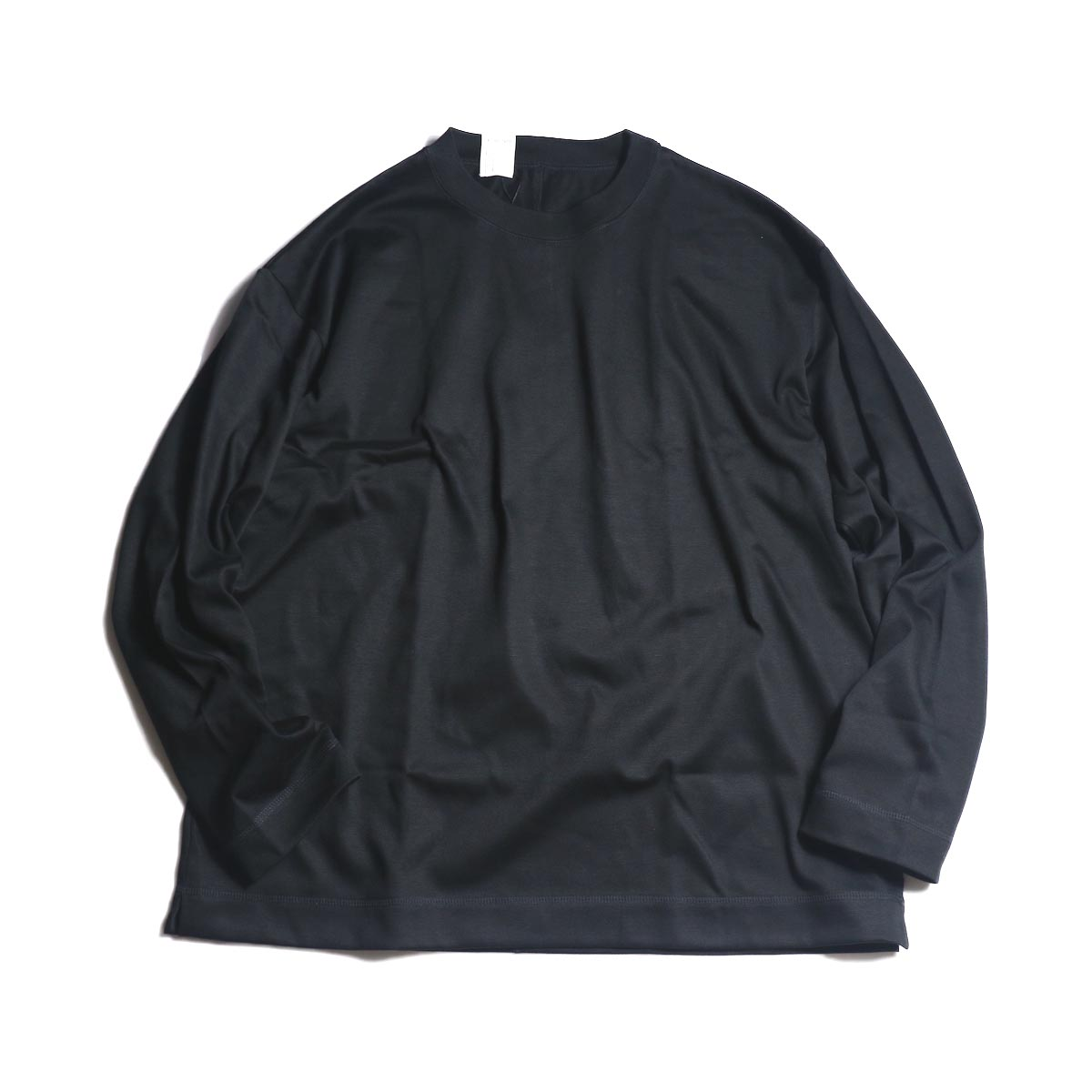 N.HOOLYWOOD / 20RCH-004 Crew Neck Long Sleeve (Black)