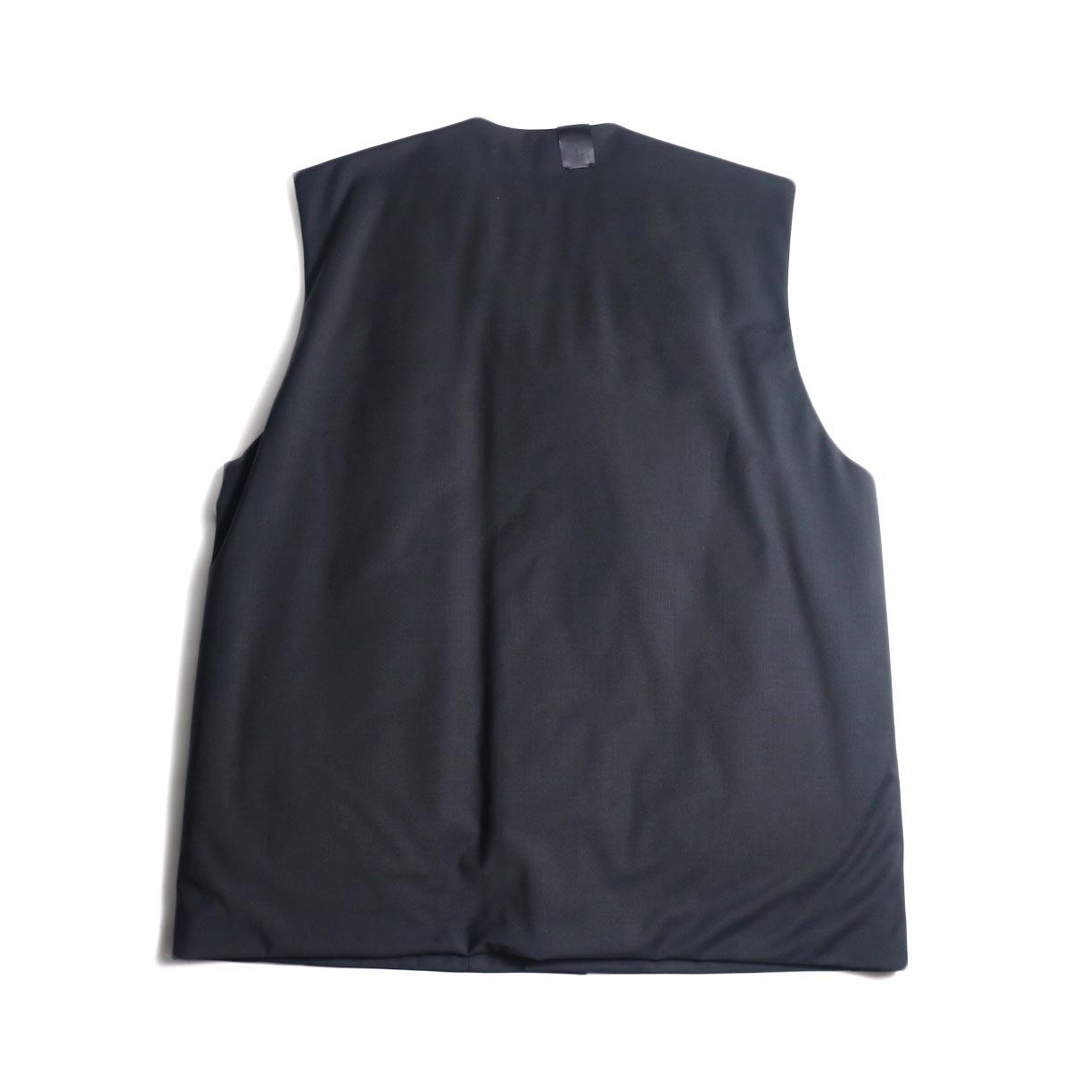 N.HOOLYWOOD / 2202-VE03-002 Vest (Black) 背面