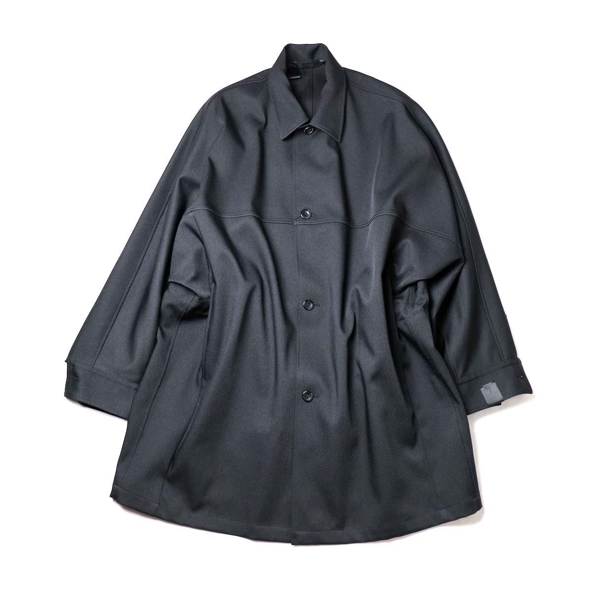 N.HOOLYWOOD / 2202-CO07-017 SHIRT COAT (Black)
