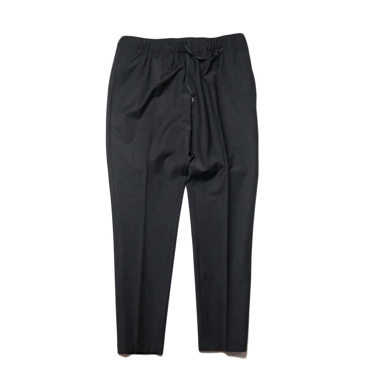 N.HOOLYWOOD / 2202-CP07-002 TAPERED EASY PANTS (Black)