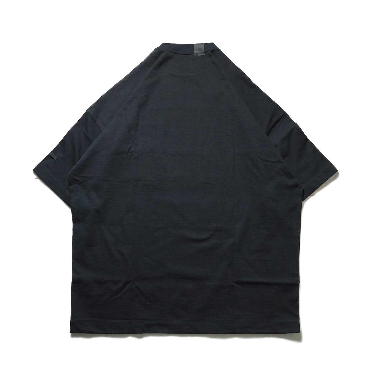 N.HOOLYWOOD / 2212-CS07-018 BIG T-Shirt (Black)背面