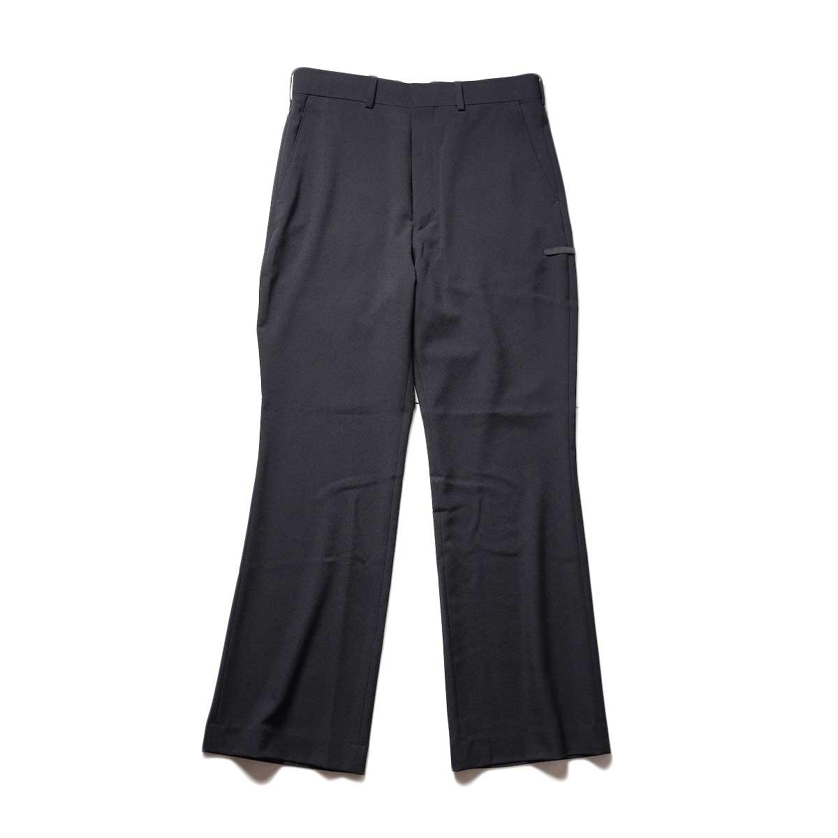N.HOOLYWOOD / 2212-PT21-008 Flair Pants (Black)
