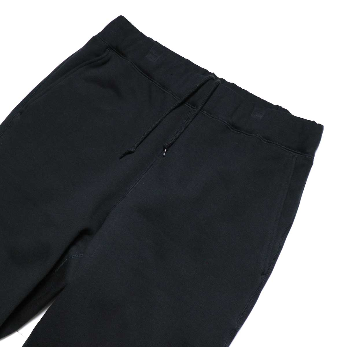 N.HOOLYWOOD / 27RCH-013 Track Pants (Black)ウエスト