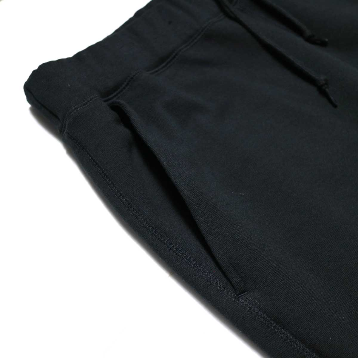 N.HOOLYWOOD / 27RCH-013 Track Pants (Black)ポケット