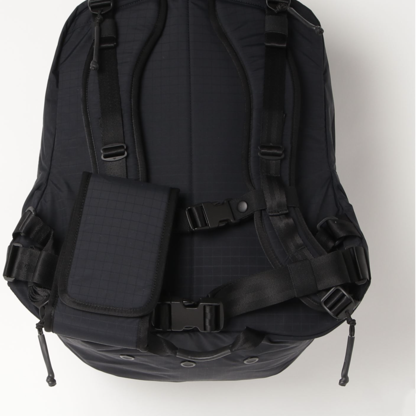 N.HOOLYWOOD TEST PRODUCT EXCHANGE SERVICE × GREGORY / 9211-AC07 pieces BACK PACK ハーネス