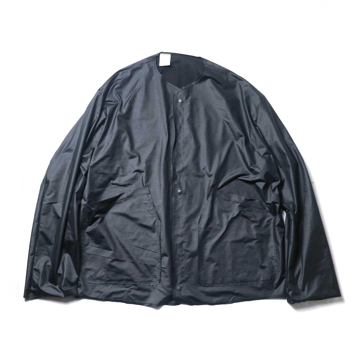 N.HOOLYWOOD / 9211-SH07-010 pieces Shirt Cardigan (Black)正面