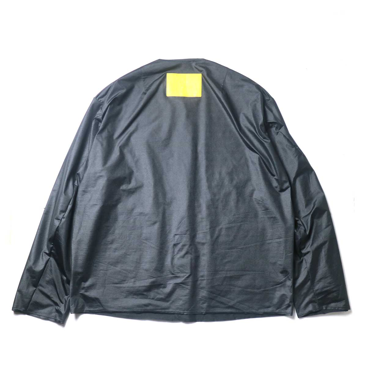 N.HOOLYWOOD / 9211-SH07-010 pieces Shirt Cardigan (Black)背面