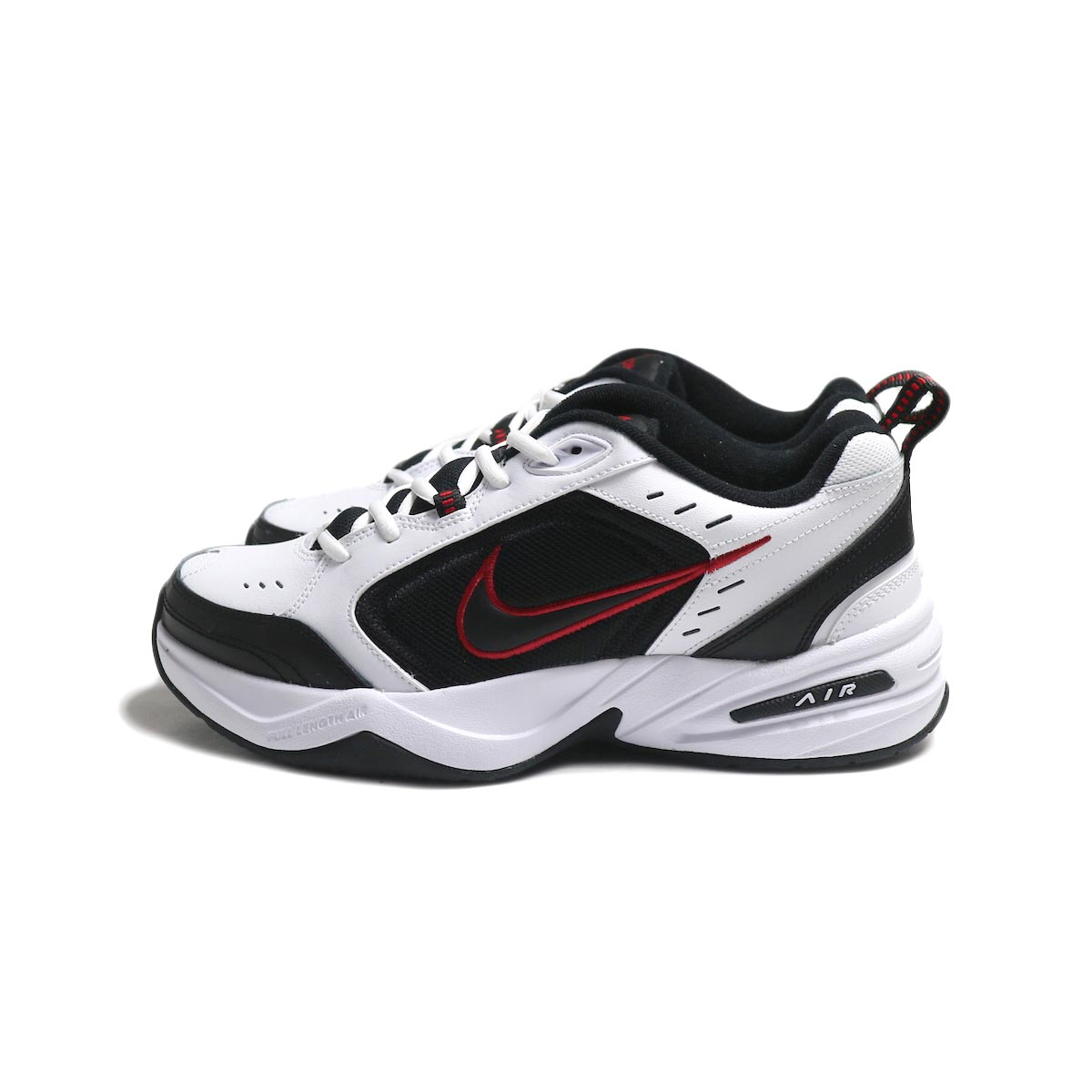 NIKE / AIR MONARCH IV -White/Black (415445)