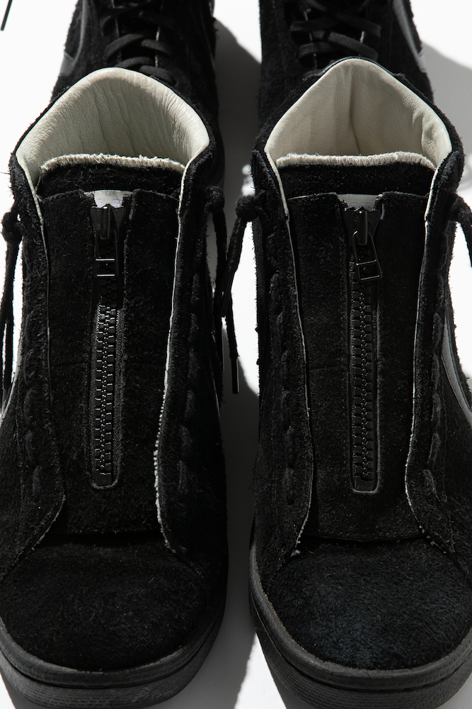 nonnative × CONVERSE / PRO-LEATHER HI (Black)イメージ1