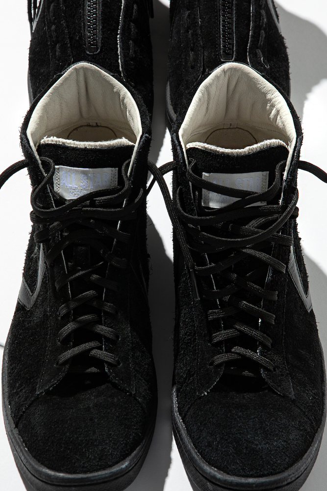 nonnative × CONVERSE / PRO-LEATHER HI (Black)イメージ2