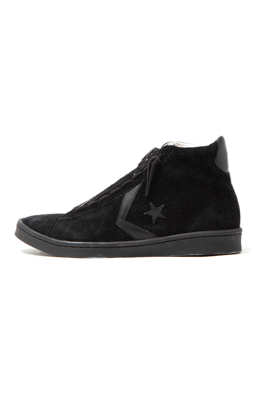 nonnative × CONVERSE / PRO-LEATHER HI (Black)横