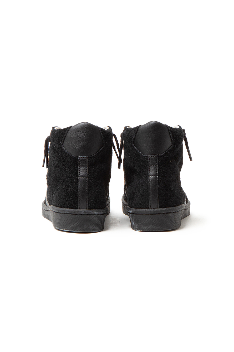 nonnative × CONVERSE / PRO-LEATHER HI (Black) かかと