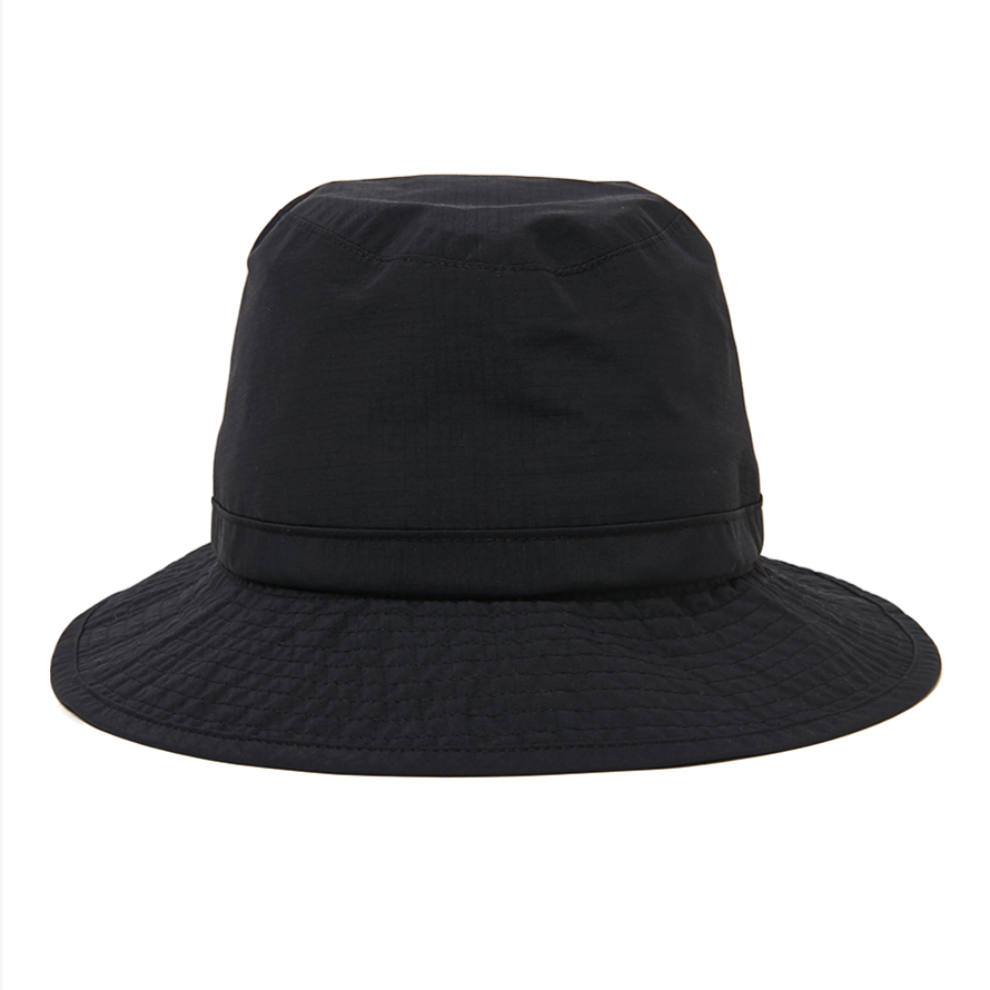 nonnative / GARDENER HAT NYLON RIPSTOP WITH GORE-TEX PRO 3L -black