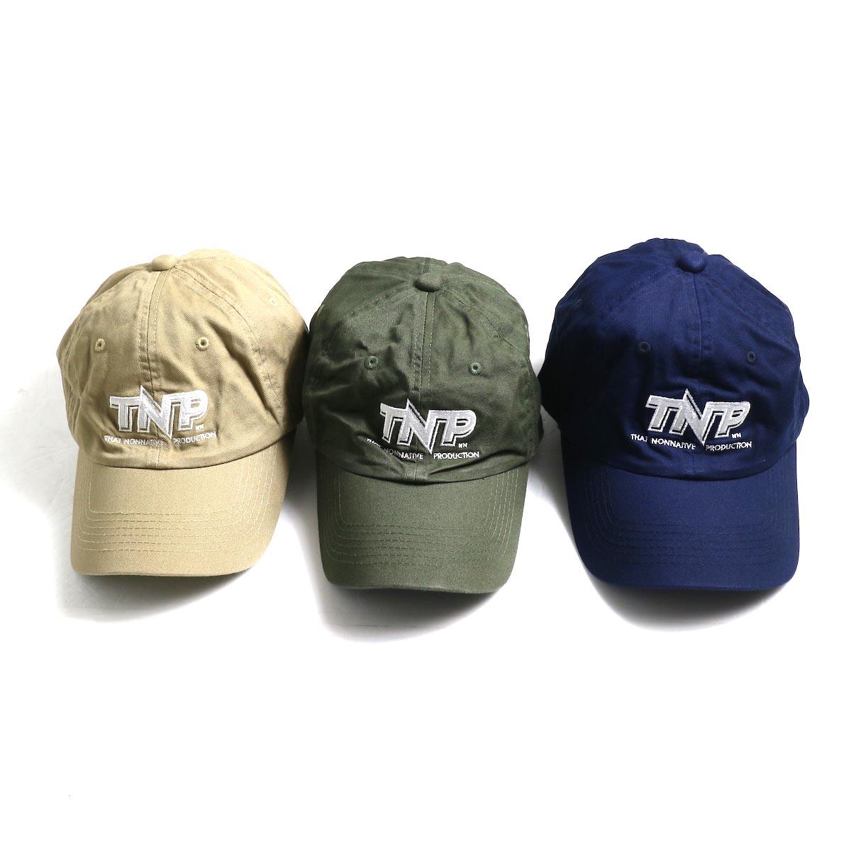 """nonnative / Dweller 6P Cap """"TNP TV"""""""