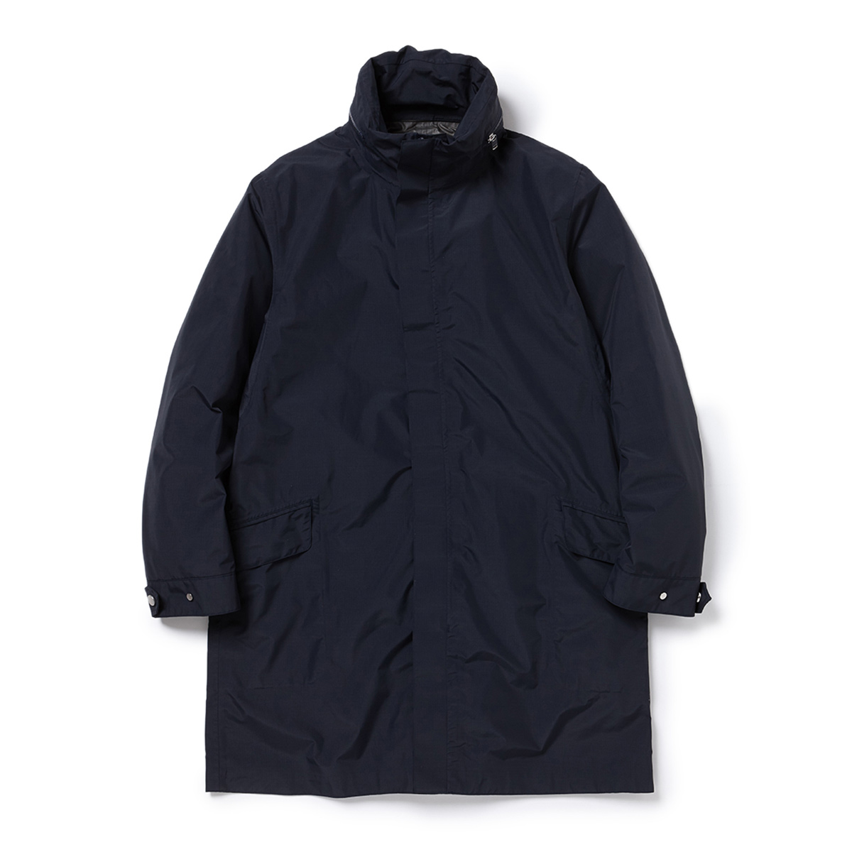 nonnative / SCIENTIST COAT NYLON RIPSTOP WITH GORE-TEX 2L -Navy
