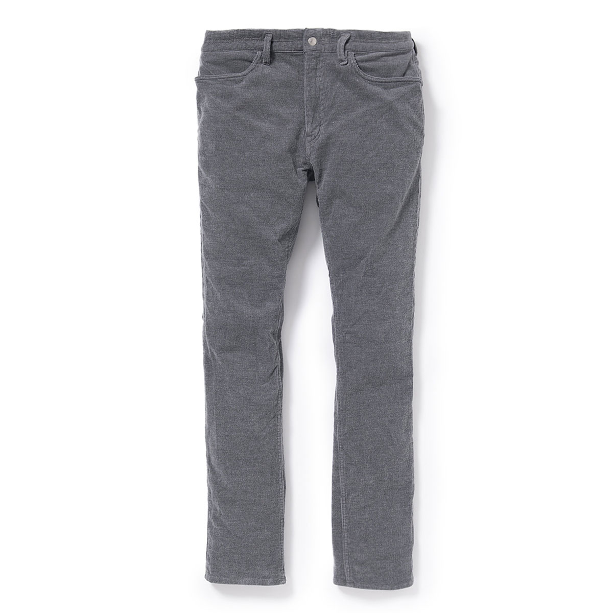 nonnative / DWELLER 4P JEANS TAPERED FIT C/P CORD STRETCH -H.GRAY