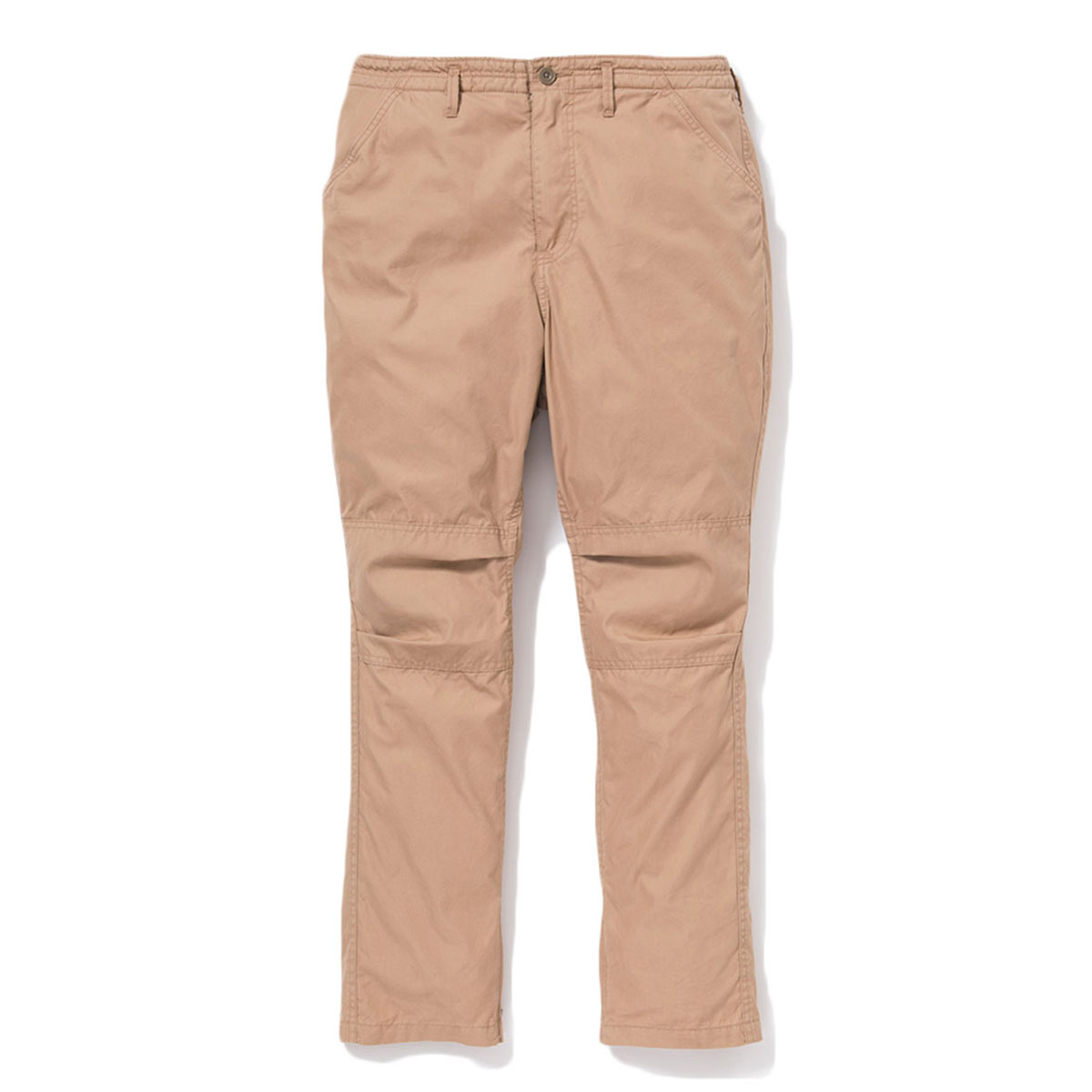 nonnative / HIKER TROUSERS DROPPED FIT C/N OXFORD-BEIGE