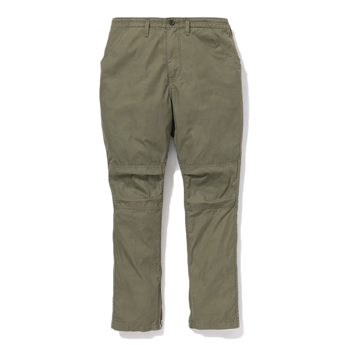 nonnative / HIKER TROUSERS DROPPED FIT C/N OXFORD-OLIVE
