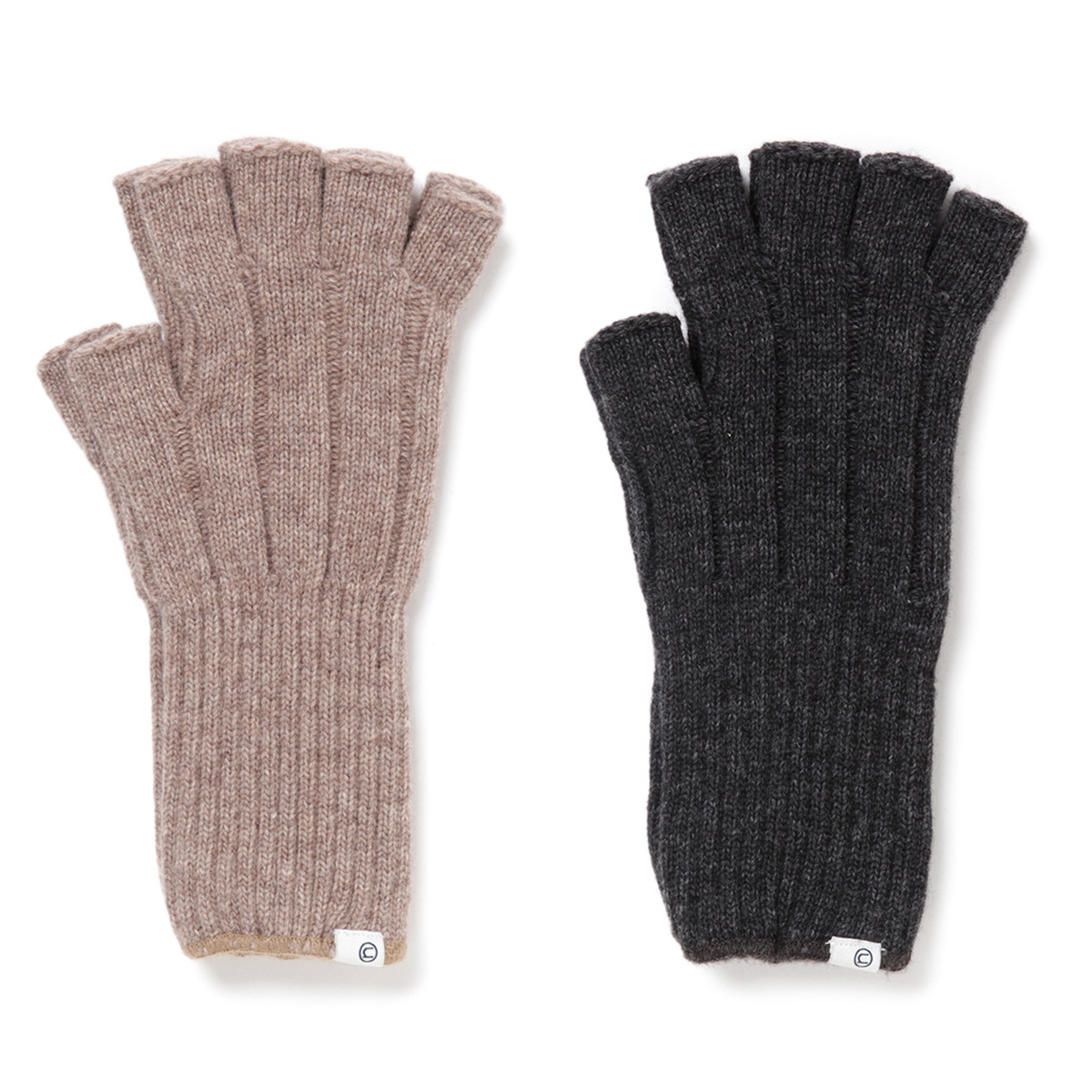 nonnative / DWELLER CUT OFF GLOVES W/N/CA YARN