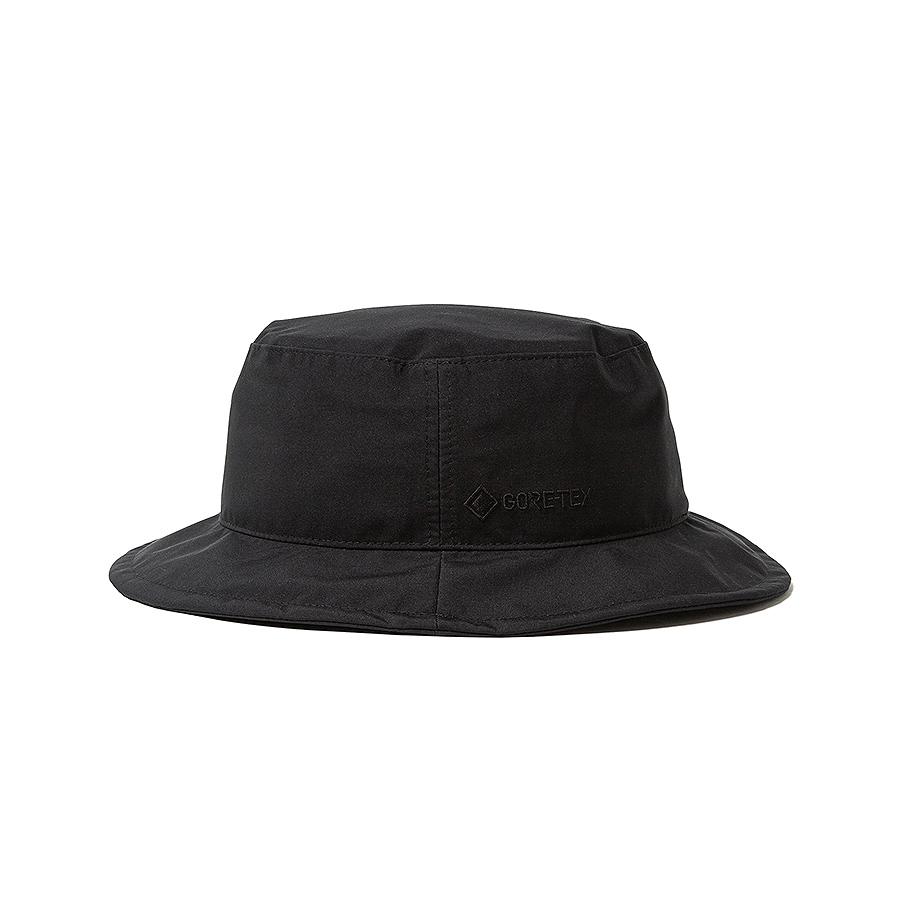 nonnative / EXPLORER HAT POLY TAFFETA WITH GORE-TEX® 3L (Black)