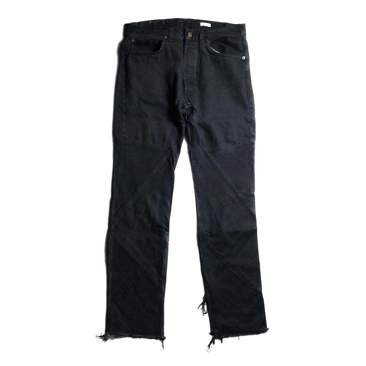 OLD PARK / SHIFT JEANS (Msize-E)