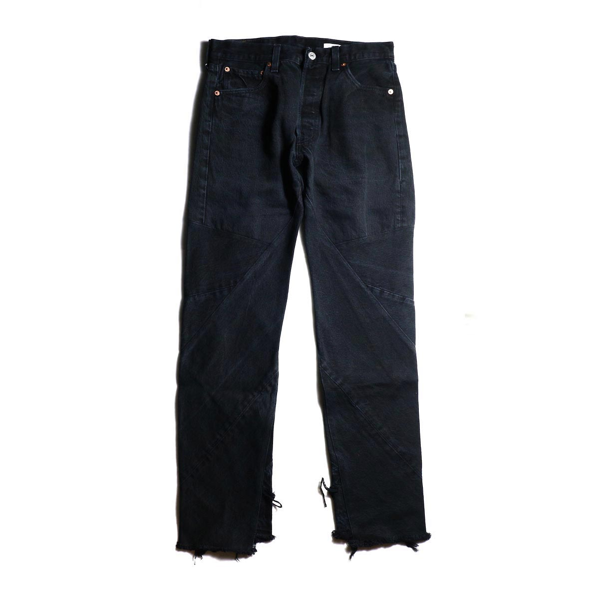 OLD PARK / SHIFT JEANS (Ssize-B)