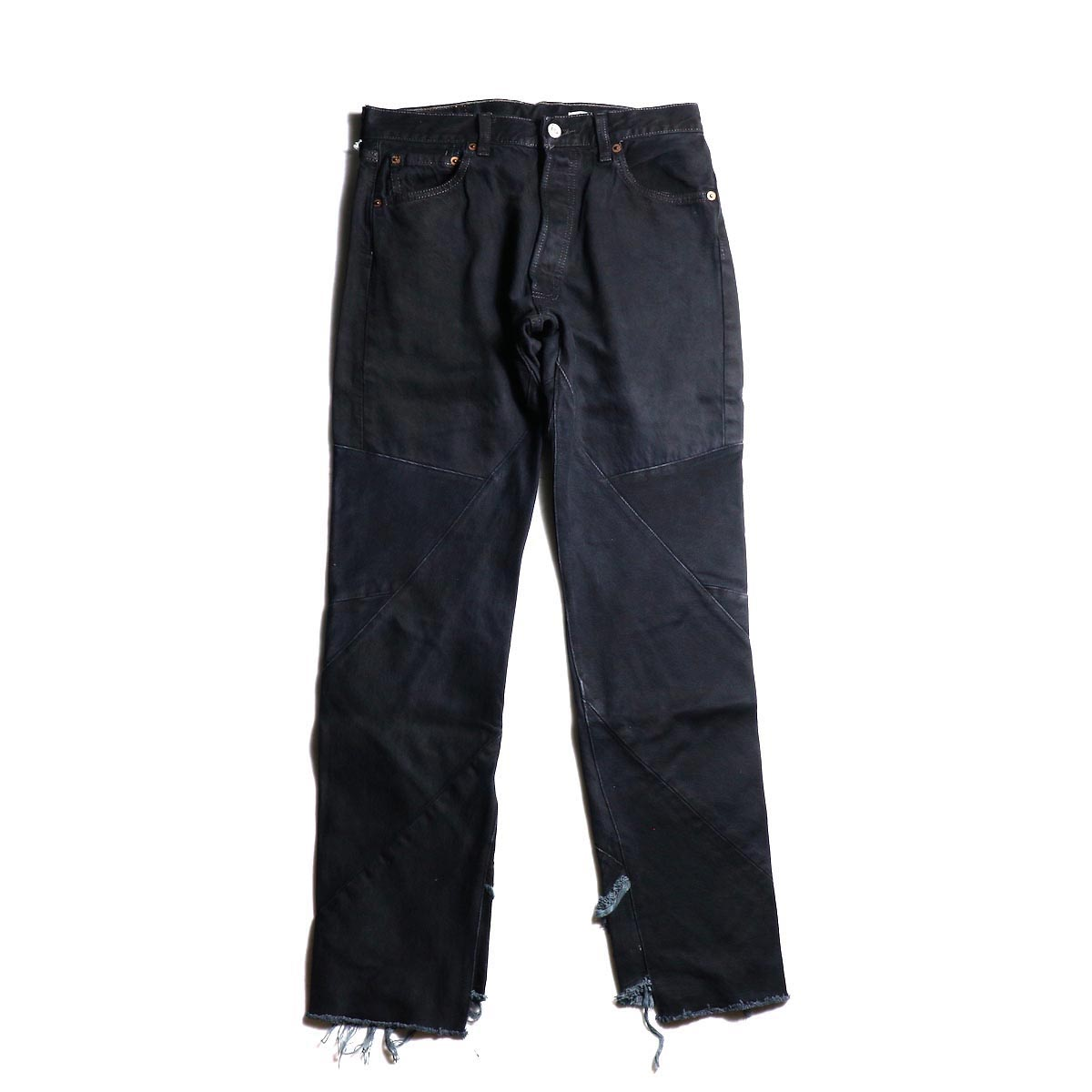 OLD PARK / SHIFT JEANS (Ssize-C)