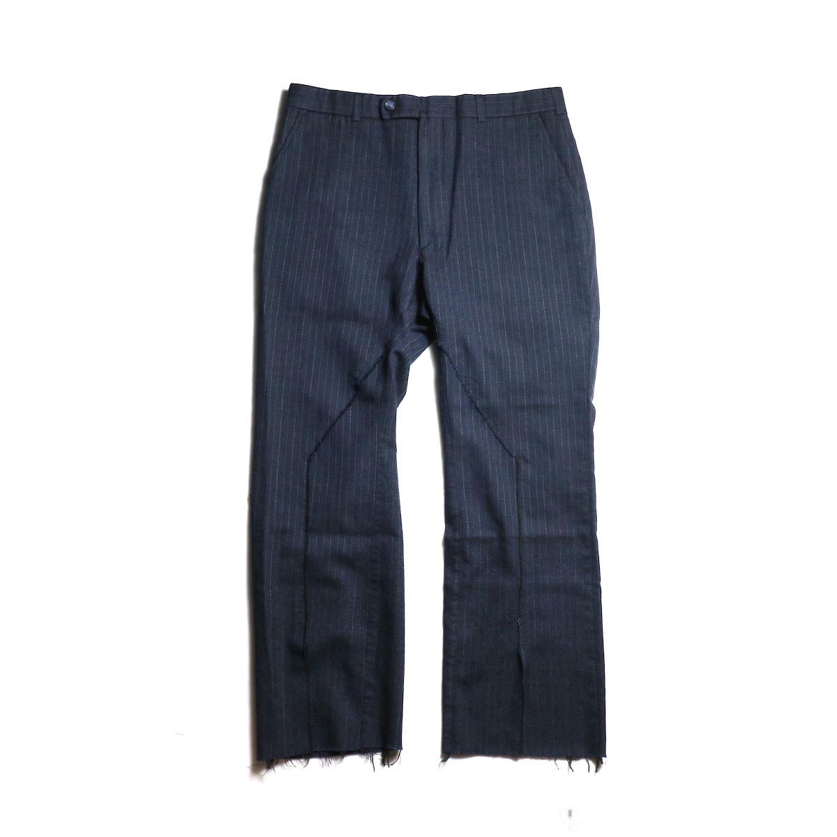 OLD PARK / SLIT PANTS SLACKS (Msize)