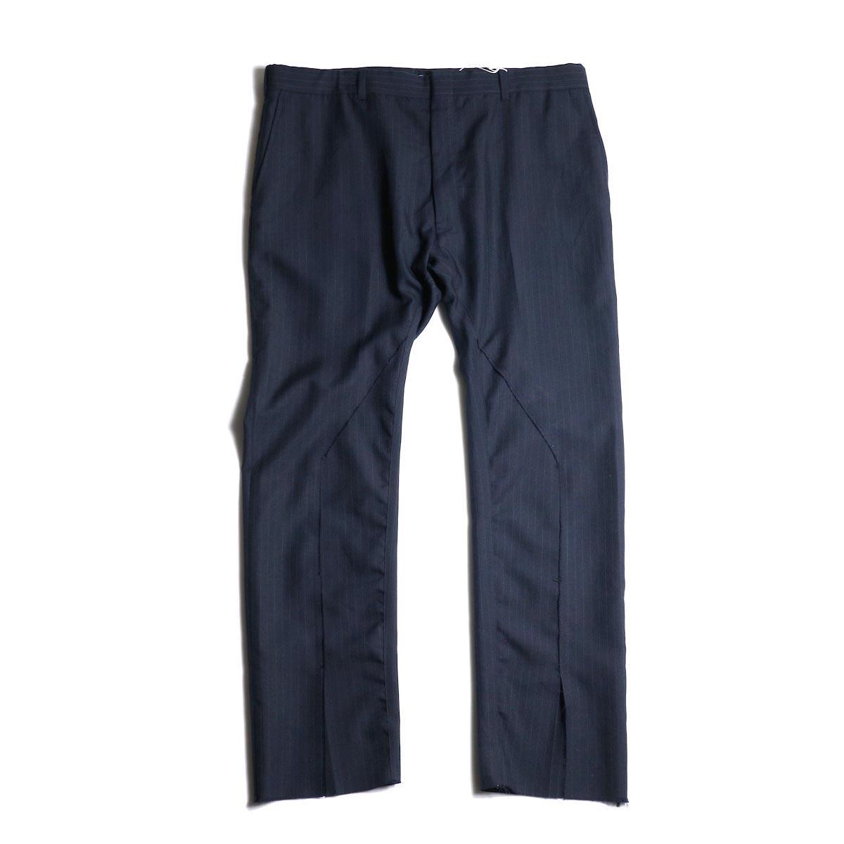 OLD PARK / SLIT PANTS SLACKS (Lsize)