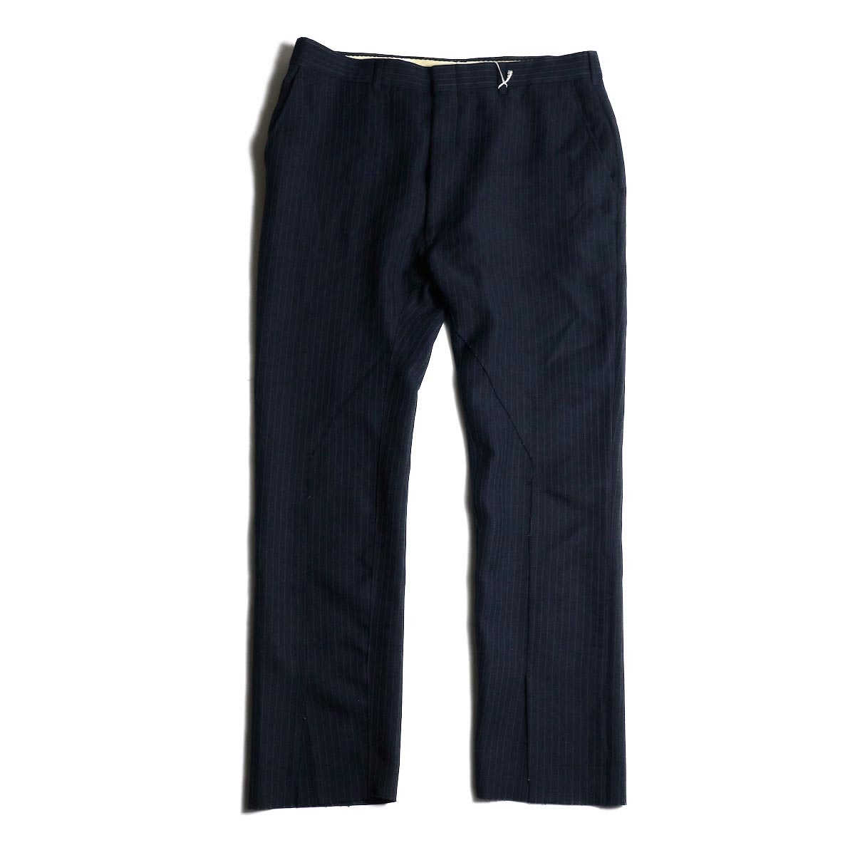 OLD PARK / SLIT PANTS SLACKS (Msize-A)