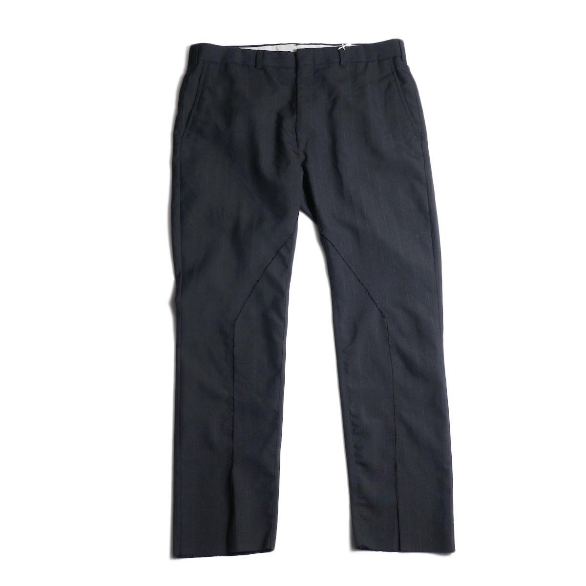 OLD PARK / SLIT PANTS SLACKS (Msize-B)