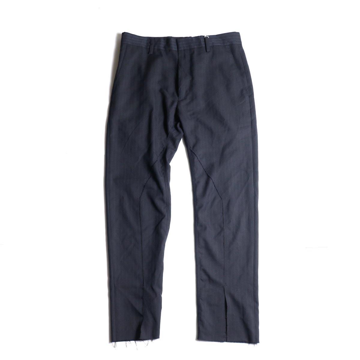 OLD PARK / SLIT PANTS SLACKS (Ssize-A)