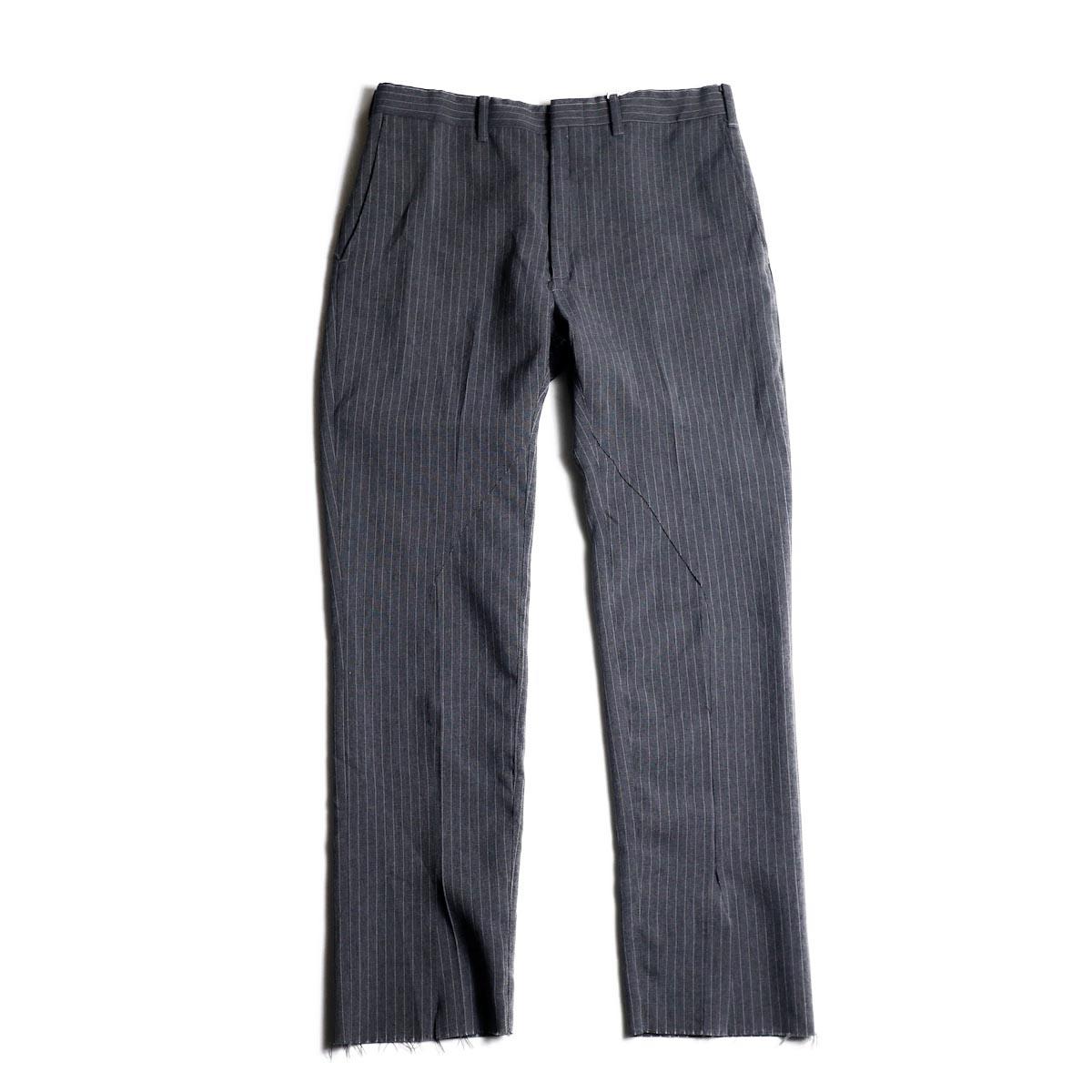 OLD PARK / SLIT PANTS SLACKS (Ssize-B)