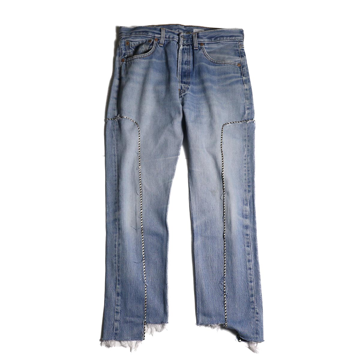 OLD PARK / Western Jeans (Blue) (Msize-A)
