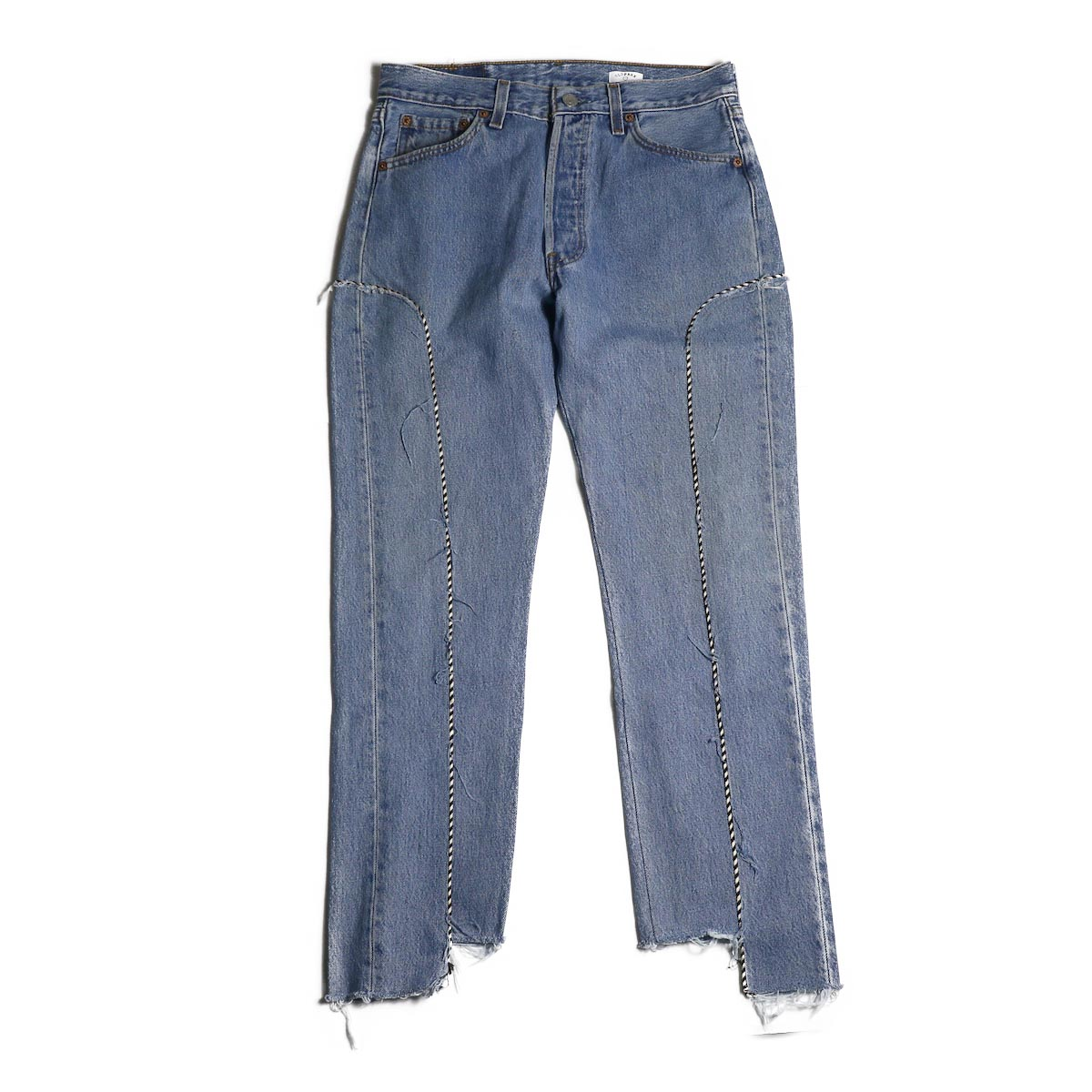 OLD PARK / Western Jeans (Blue) (Ssize-A)