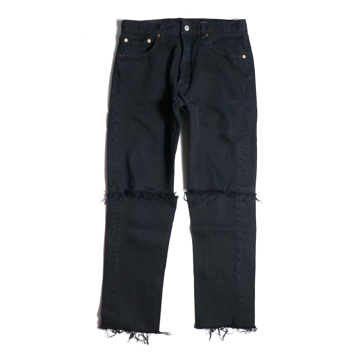OLD PARK / 2WAY JEANS (Msize)
