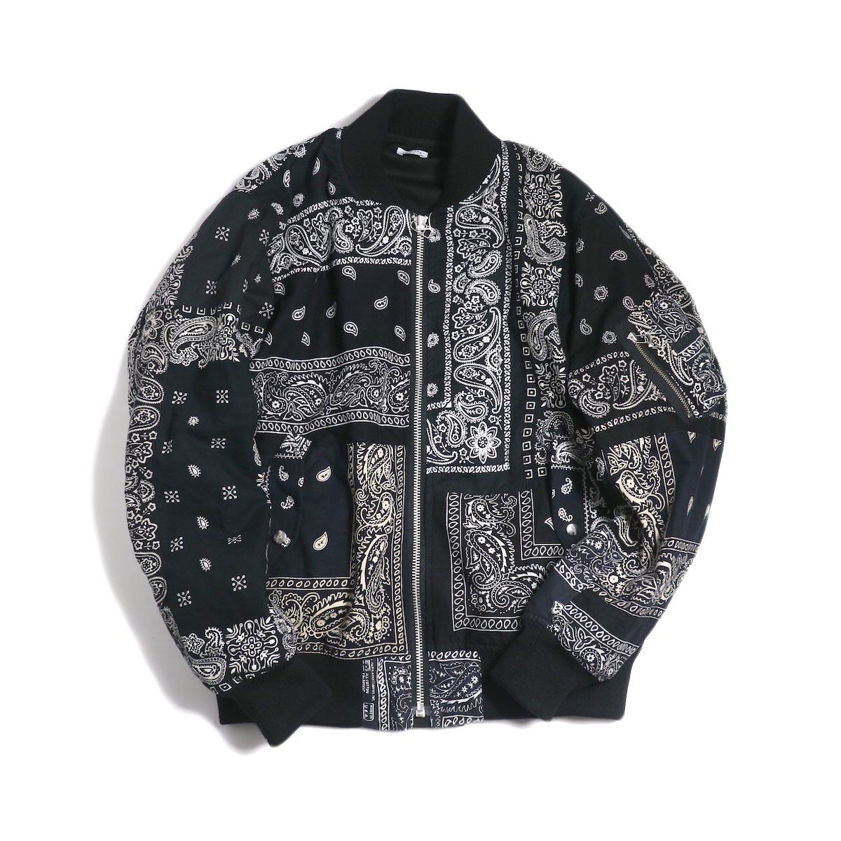 OLD PARK / Flight Jacket (Bandana)