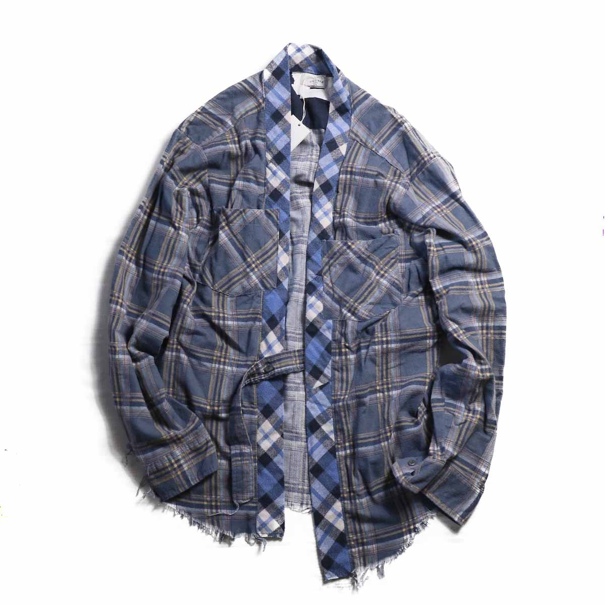 OLD PARK / HAORI SHIRT(B)