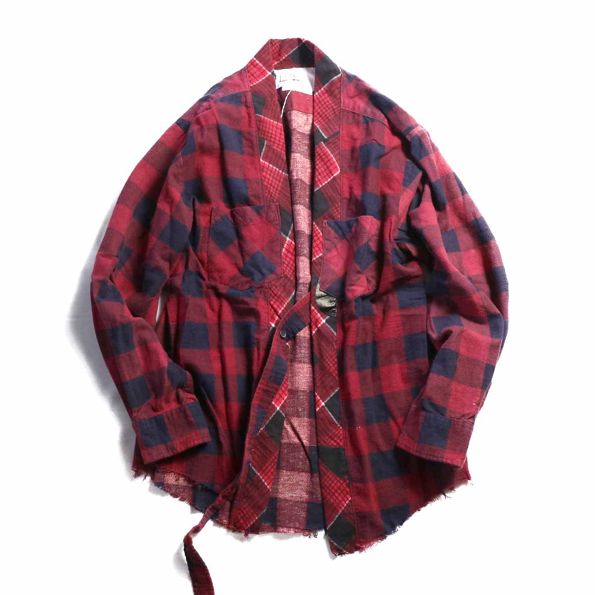 OLD PARK / HAORI SHIRT(D)