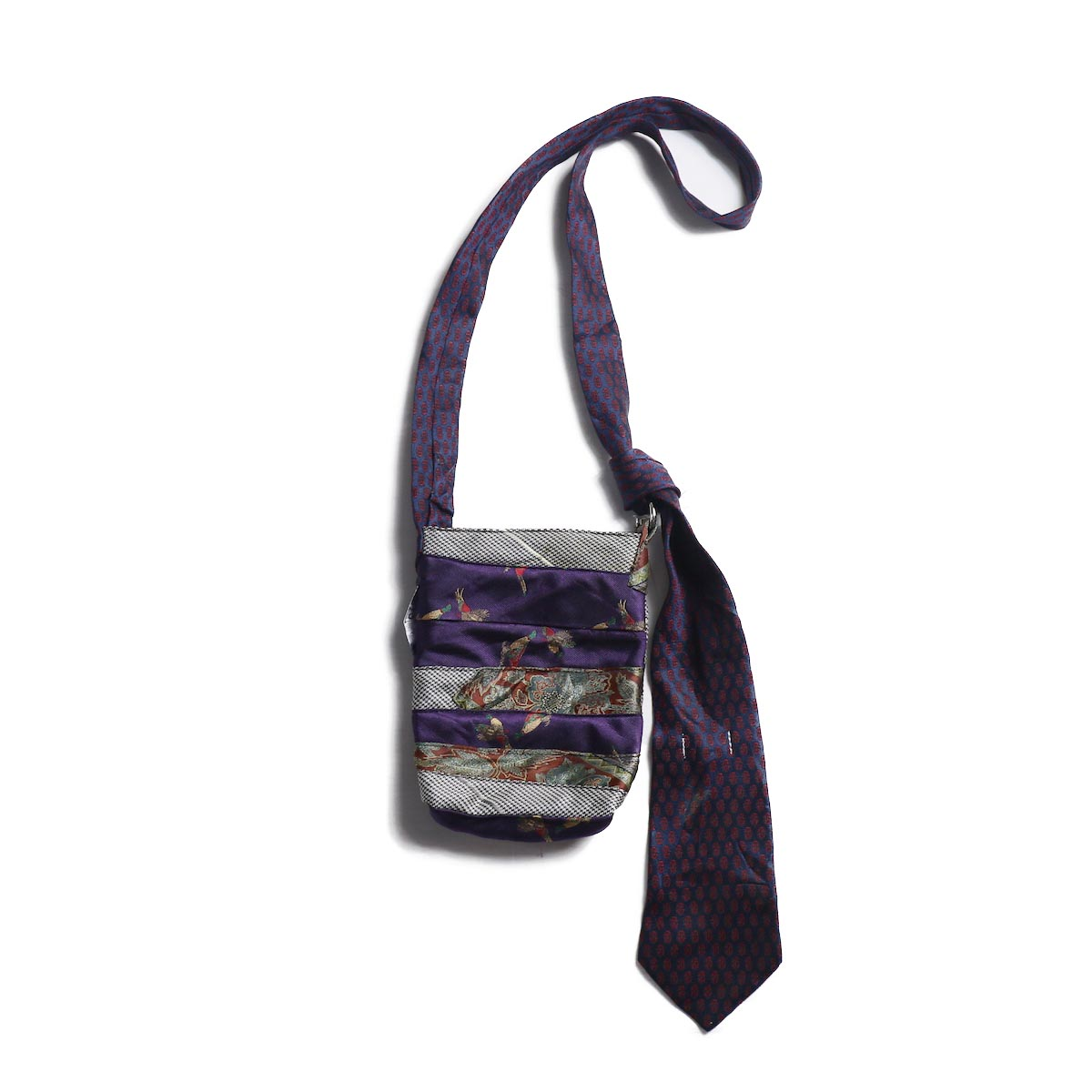 OLD PARK / NECKTIE BAG -c
