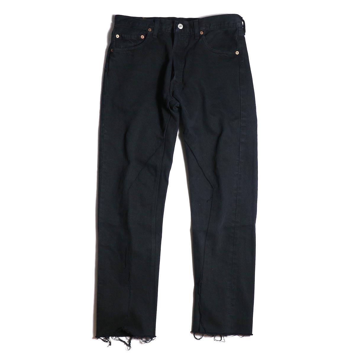 OLD PARK / SLIT JEANS (M size) -typeA