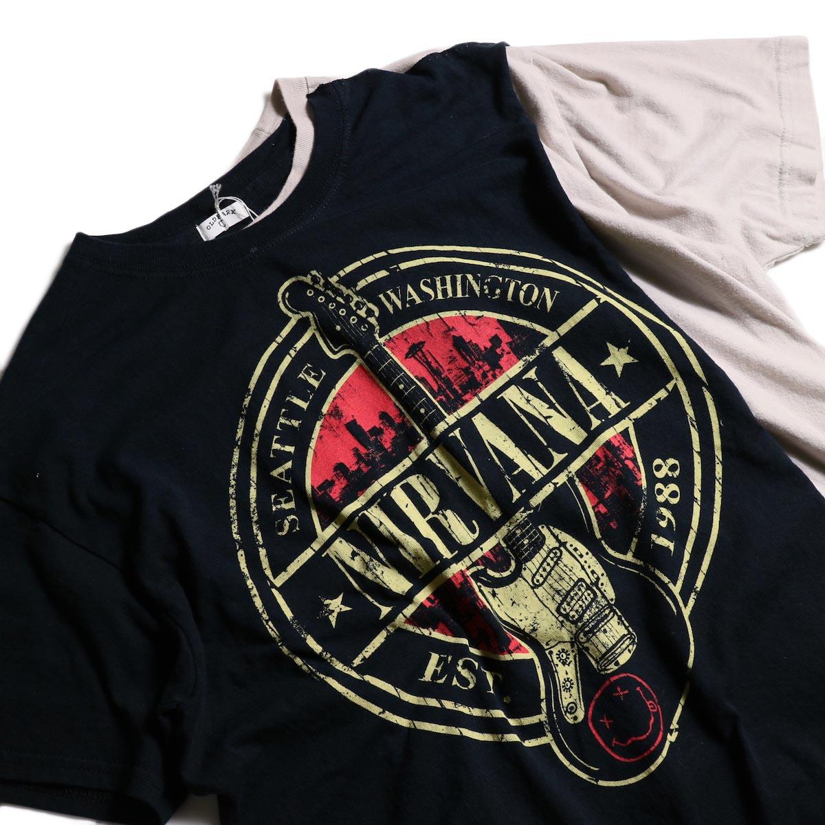 OLD PARK / Cross Tee -Rock Nirvana