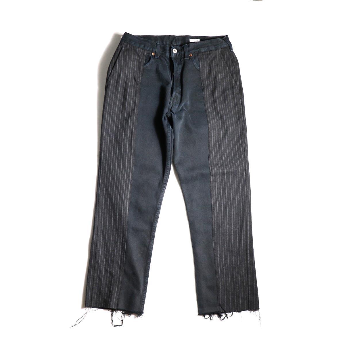 OLD PARK / Docking Jeans Black (Ssize-A)