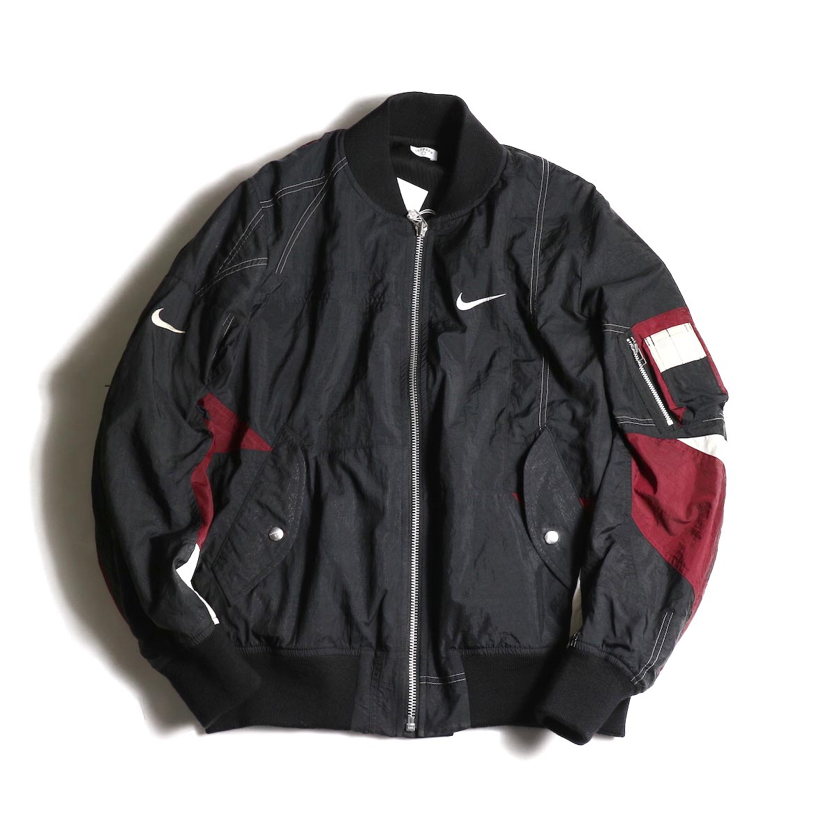 OLD PARK / Flight Jacket Sports Nike (L size)